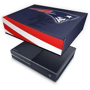 Xbox One Fat Capa Anti Poeira - New England Patriots NFL