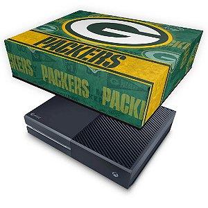 Xbox One Fat Capa Anti Poeira - Green Bay Packers NFL