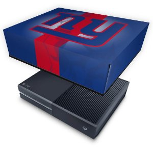 Xbox One Fat Capa Anti Poeira - New York Giants - NFL