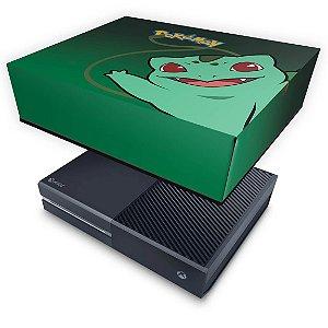 Xbox One Fat Capa Anti Poeira - Pokemon Bulbasaur
