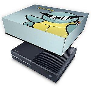 Xbox One Fat Capa Anti Poeira - Pokemon Squirtle