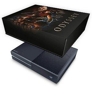 Xbox One Fat Capa Anti Poeira - Assassins Creed Odyssey