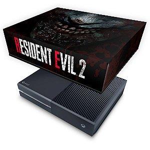 Xbox One Fat Capa Anti Poeira - Resident Evil 2 Remake