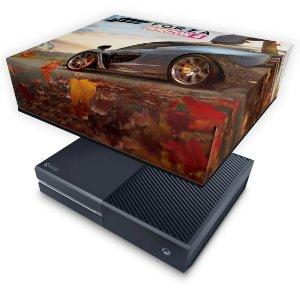 Xbox One Fat Capa Anti Poeira - Forza Horizon 4