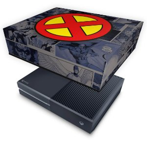 Xbox One Fat Capa Anti Poeira - X-Men Comics