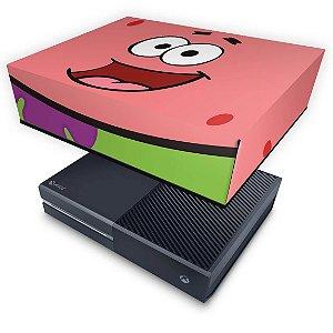 Xbox One Fat Capa Anti Poeira - Patrick Bob Esponja