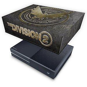 Xbox One Fat Capa Anti Poeira - The Division 2