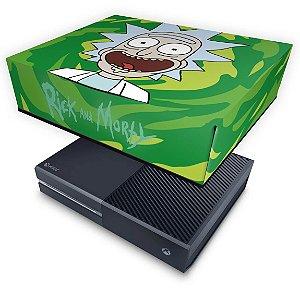 Xbox One Fat Capa Anti Poeira - Rick Rick and Morty