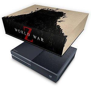 Xbox One Fat Capa Anti Poeira - World War Z