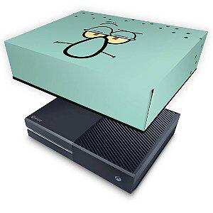 Xbox One Fat Capa Anti Poeira - Lula Molusco Bob Esponja