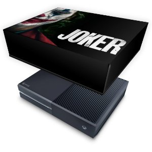 Xbox One Fat Capa Anti Poeira - Joker Coringa Filme