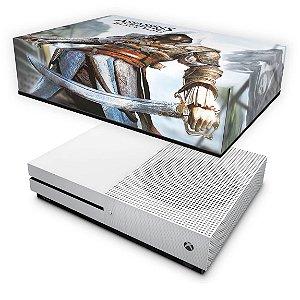Xbox One Slim Capa Anti Poeira - Assassins Creed Black Flag