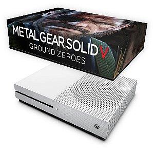 Xbox One Slim Capa Anti Poeira - Metal Gear Solid V