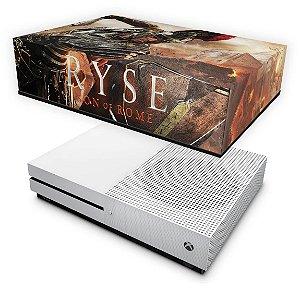 Xbox One Slim Capa Anti Poeira - Ryse