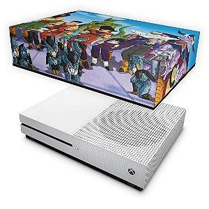 Xbox One Slim Capa Anti Poeira - Dragon Ball Z