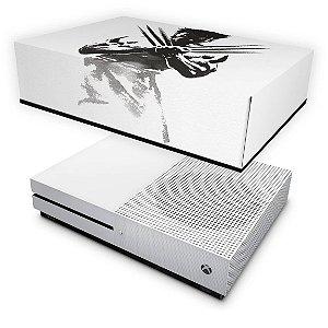 Xbox One Slim Capa Anti Poeira - Wolverine - X Men