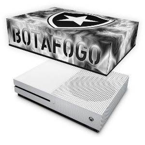 Xbox One Slim Capa Anti Poeira - Botafogo