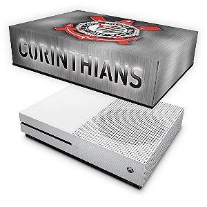 Xbox One Slim Capa Anti Poeira - Corinthians