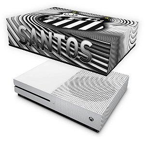 Xbox One Slim Capa Anti Poeira - Santos