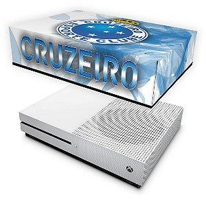 Xbox One Slim Capa Anti Poeira - Cruzeiro