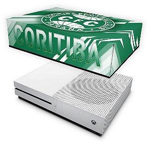 Xbox One Slim Capa Anti Poeira - Coritiba