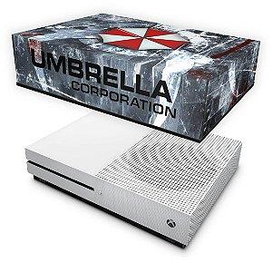 Xbox One Slim Capa Anti Poeira - Resident Evil