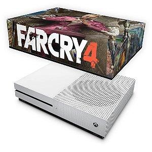 Xbox One Slim Capa Anti Poeira - Far Cry 4