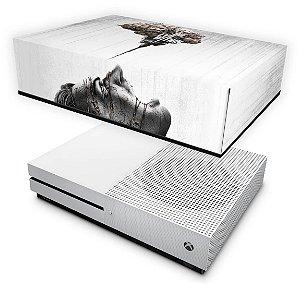 Xbox One Slim Capa Anti Poeira - The Evil Within