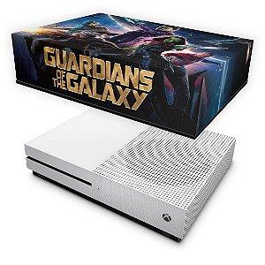 Xbox One Slim Capa Anti Poeira - Guardiões da Galaxia
