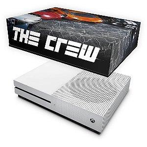 Xbox One Slim Capa Anti Poeira - The Crew