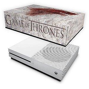Xbox One Slim Capa Anti Poeira - Game of Thrones #A
