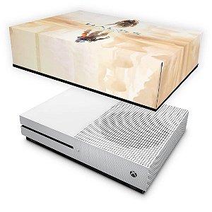 Xbox One Slim Capa Anti Poeira - Halo 5: Guardians #A
