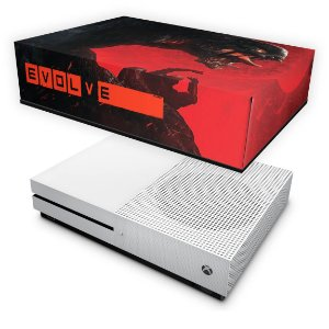 Xbox One Slim Capa Anti Poeira - Evolve