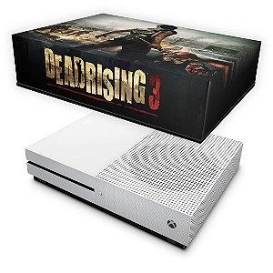 Xbox One Slim Capa Anti Poeira - Dead Rising 3