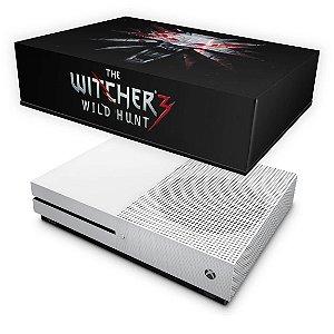 Xbox One Slim Capa Anti Poeira - The Witcher 3 #A