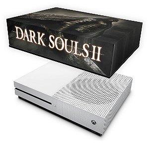 Xbox One Slim Capa Anti Poeira - Dark Souls II
