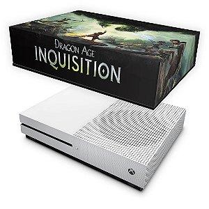 Xbox One Slim Capa Anti Poeira - Dragon Age Inquisition