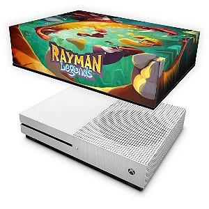 Xbox One Slim Capa Anti Poeira - Rayman Legends
