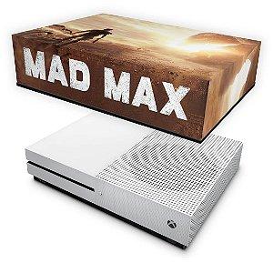Xbox One Slim Capa Anti Poeira - Mad Max