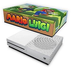 Xbox One Slim Capa Anti Poeira - Super Mario Bros