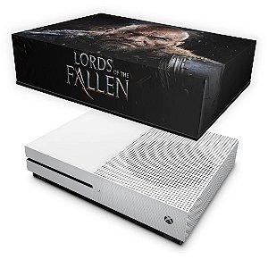 Xbox One Slim Capa Anti Poeira - Lords of the Fallen