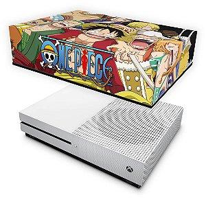 Xbox One Slim Capa Anti Poeira - One Piece