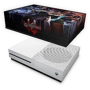 Xbox One Slim Capa Anti Poeira - Killer Instinct