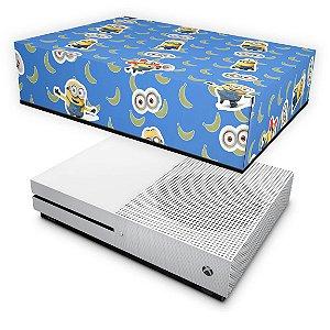 Xbox One Slim Capa Anti Poeira - Minions