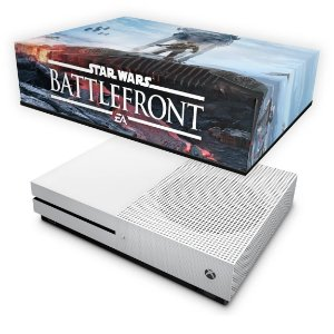 Xbox One Slim Capa Anti Poeira - Star Wars - Battlefront