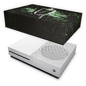 Xbox One Slim Capa Anti Poeira - Charada Batman