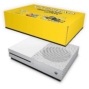 Xbox One Slim Capa Anti Poeira - Cuphead