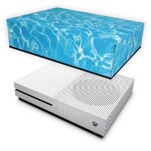 Xbox One Slim Capa Anti Poeira - Aquático Água