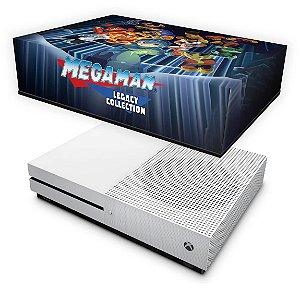 Xbox One Slim Capa Anti Poeira - Megaman Legacy Collection