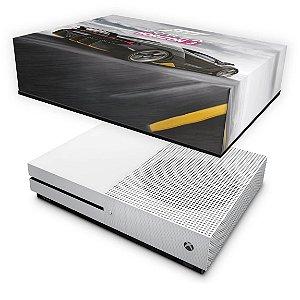 Xbox One Slim Capa Anti Poeira - Forza Horizon 3